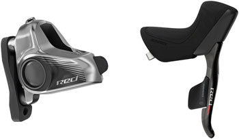 SRAM Red eTap HRD Right Rear Flat Mount Lever/Disc Brake with 1800mm Hose