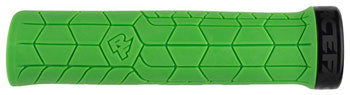 RaceFace Getta Grips - Green, Lock-On, 30mm