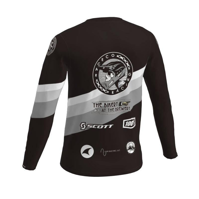 TRAIL LONG SLEEVE MTB JERSEY