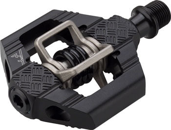 "Crank Brothers Candy 3 Pedals - Dual Sided Clipless, Aluminum, 9/16"", Black"