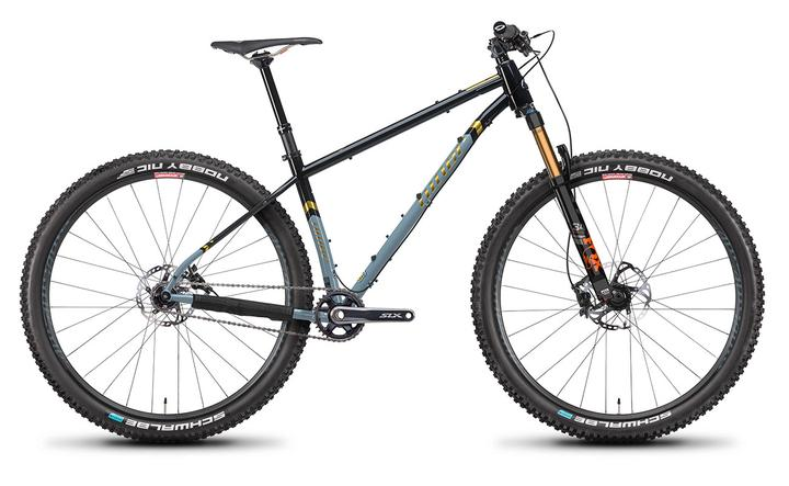 SIR 9:  3-STAR SHIMANO SLX SINGLESPEED