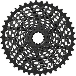 SRAM X01 XG-1195 Cassette - 11 Speed, 10-42t, Black, For XD Driver Body