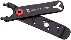 Wolf Tooth Combo Masterlink Pliers, Red