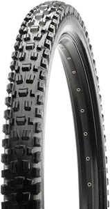 Maxxis Assegai Tire 29 x 2.50, Folding, 2-Ply 120tpi DoubleDown Casing, 3C MaxxGrip Compound, Tubeless Ready, Wide Trail, Black