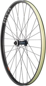 "Quality Wheels SLX/WTB ST Light i29 Front Wheel - 29"", 15 x 110mm, Center-Lock, Black"
