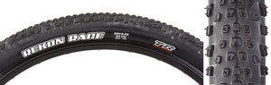 Maxxis Rekon Race Tire 29 x 2.25, Folding, 120tpi, Dual Compound, EXO, Tubeless Ready, Black