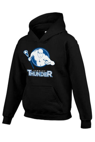 Youth Team Logo Fleece Hoody