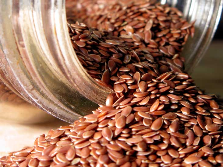 The Five TRUE Flax Seed Benefits