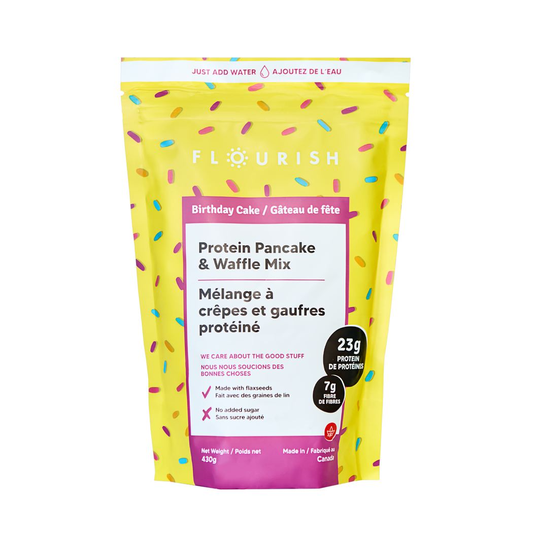 Birthday Cake Protein Pancake Mix (Limited Edition)