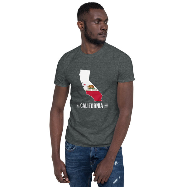 T-Shirt - California State Flag