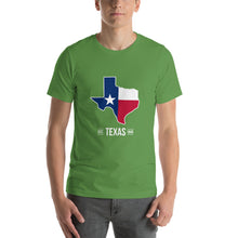 Short-Sleeve Unisex Texas T-Shirt