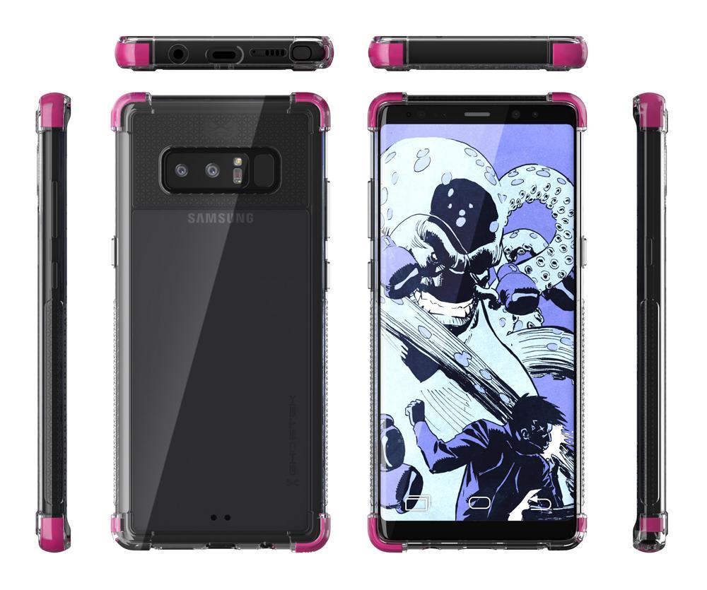 Galaxy Note 8 Case, Ghostek Covert 2 Series for Galaxy Note 8 Protective Case  [ PINK] - PunkCase NZ