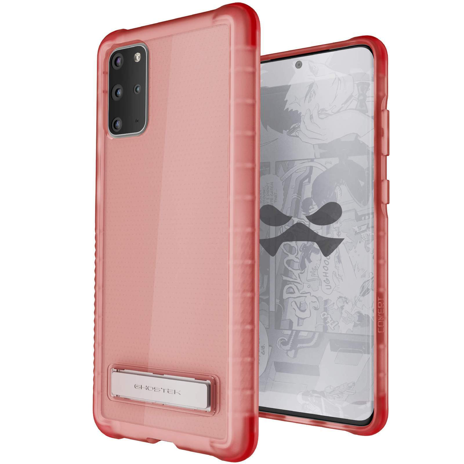 Galaxy S20+ Plus Case — COVERT [Pink]