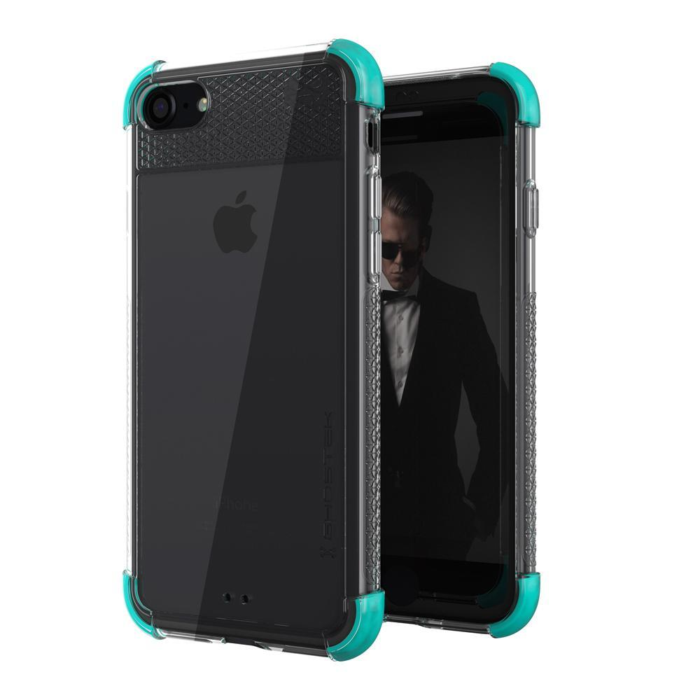 iPhone  8 Case, Ghostek Covert 2 Series for iPhone  8 Protective Case [TEAL]