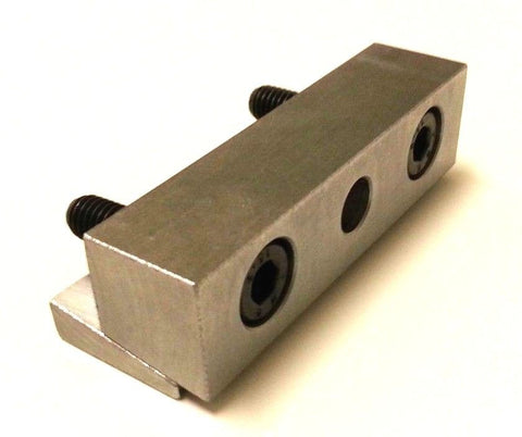 "Mori Seiki SL-35 Turret Face Wedge Clamp (1"" Square O.D. Tools)"