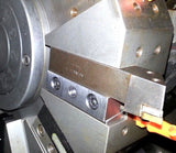 "1"" special size tool wedge holder made either for Haas, Okuma, Mazak, Puma, Mori Hitachi Seiki, Harding, ect."