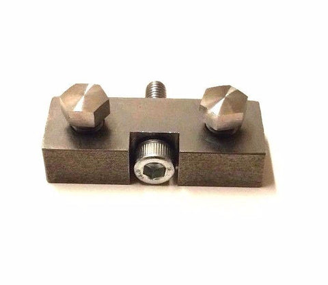 "Holder Block for Mazak 100s 100II Turret Face Clamp (3/4"" Square O.D. Tools)"