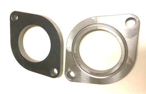 "Cadillac CTS-V Exhaust Manifold Flange Set, 2.5"" ID _1"