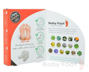 Baby Feet The Original Exfoliation Foot Peel in Lavender Scent be summer ready