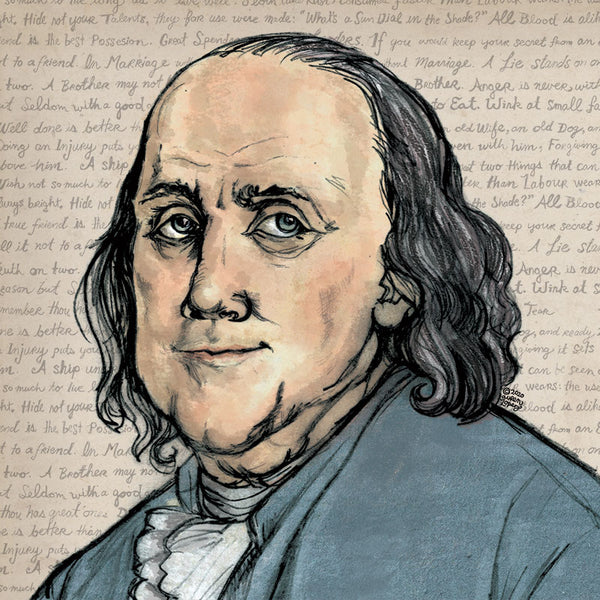 The Essential Ben Franklin: A 90 minute Philadelphia Walking Tour