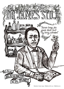 Dr. James Still : How the Son of Former Slaves became the Black Doctor of the Pines