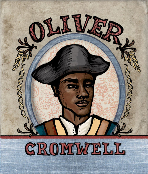 Oliver Cromwell- a Hero of the Revolutionary War from Burlington, NJ