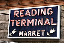 5 Historic Relics you can find at Reading Terminal Market Today