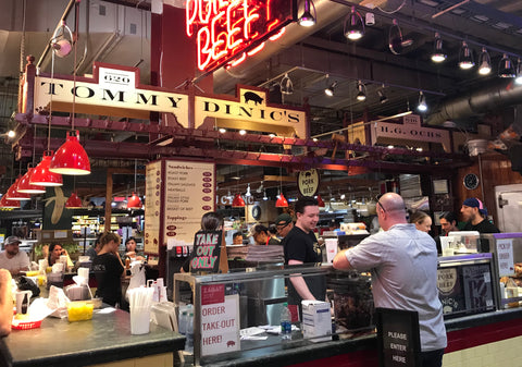 Dinics Reading Terminal Market