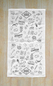 Reading Terminal Market Kitchen Towel