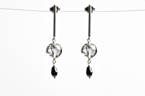 Stone Margaret Earrings
