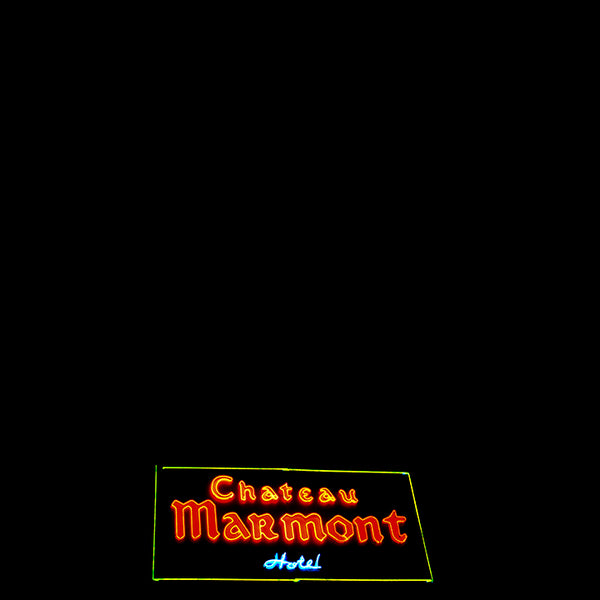 The Chateau Marmont
