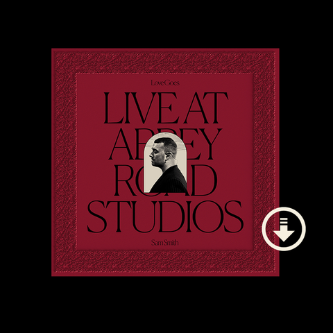 Love Goes: Live At Abbey Road Studios - Digital Album