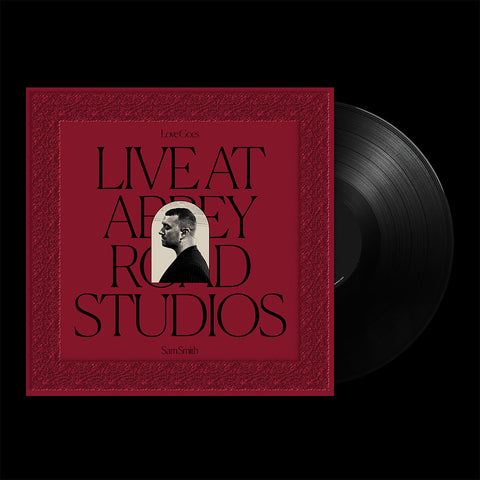 Love Goes: Live At Abbey Road Studios - LP