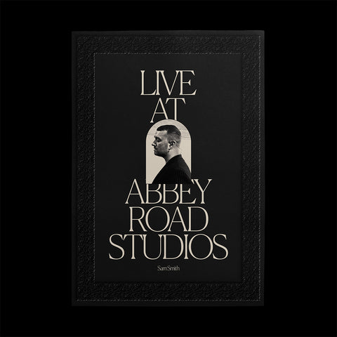 Abbey Road Lithograph