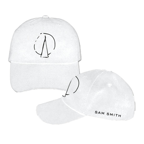 Wedge Logo White Hat