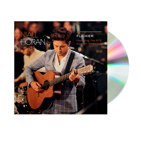 Flicker Featuring The RTÉ Concert Orchestra CD