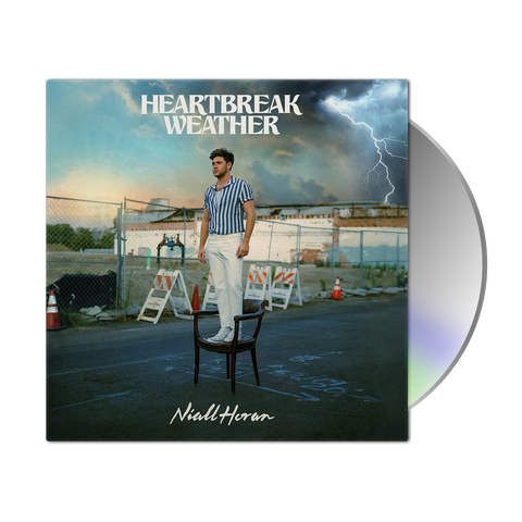 Heartbreak Weather CD + Digital Album