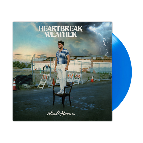 Heartbreak Weather D2C Exclusive Blue LP + Digital Album