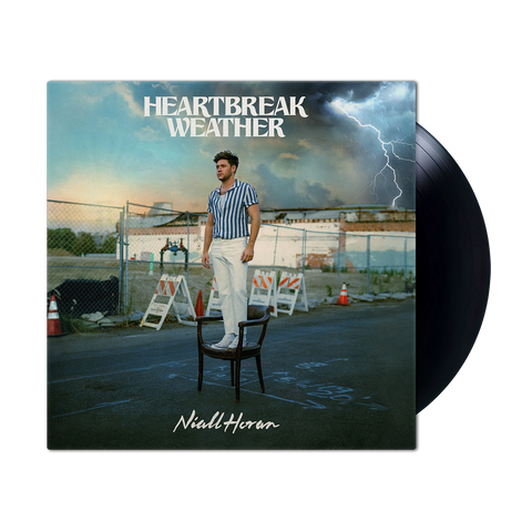Heartbreak Weather LP + Digital Album