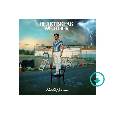 Heartbreak Weather Digital Album