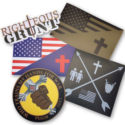 Righteous Grunt Decal Bundle