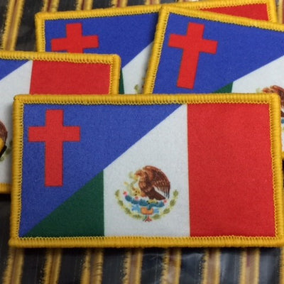 Mexico Christian Patch