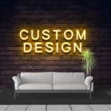 Custom Made Happy Birthday LED Neon Sign Wall Light Party Wedding Shop Window Restaurant Decoration