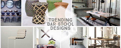 Trending Bar Stool Designs