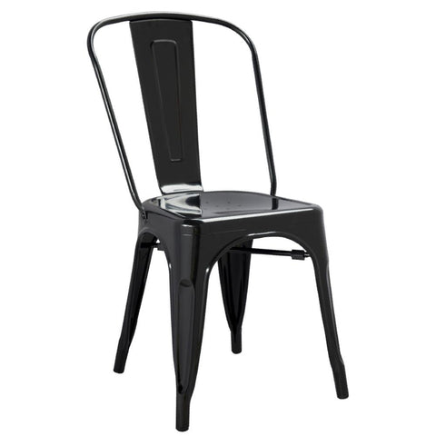 Fine Mod Imports FMI10014-black Talix Chair, Black - Peazz.com