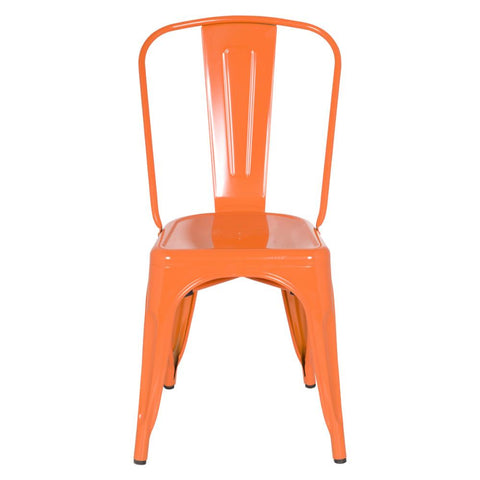 Fine Mod Imports FMI10014-orange Talix Chair, Orange - Peazz.com - 2