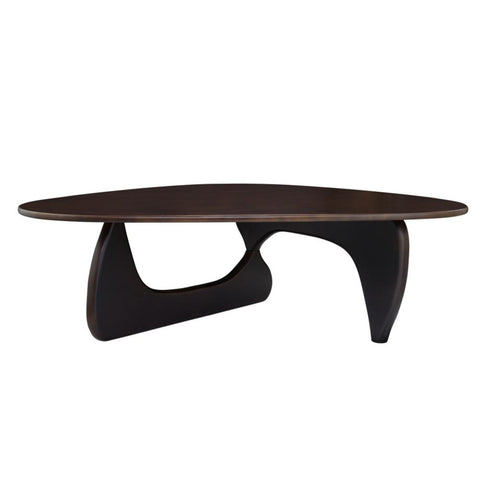 Fine Mod Imports FMI10040-walnut Rare Coffee Table, Walnut - Peazz.com - 1