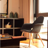 Fine Mod Imports FMI10086-brown Forza Dining Chair, Brown - Peazz.com - 8