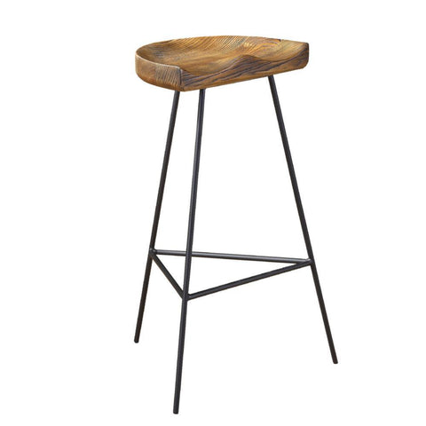 Fine Mod Imports FMI10197-ash Style Counter Stool, Ash - Peazz Furniture - 1