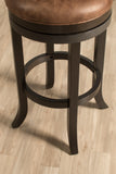 Hillsdale 5758-830 Brantley Swivel Bar Stool